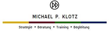 Logo Michael P. Klotz SBTB